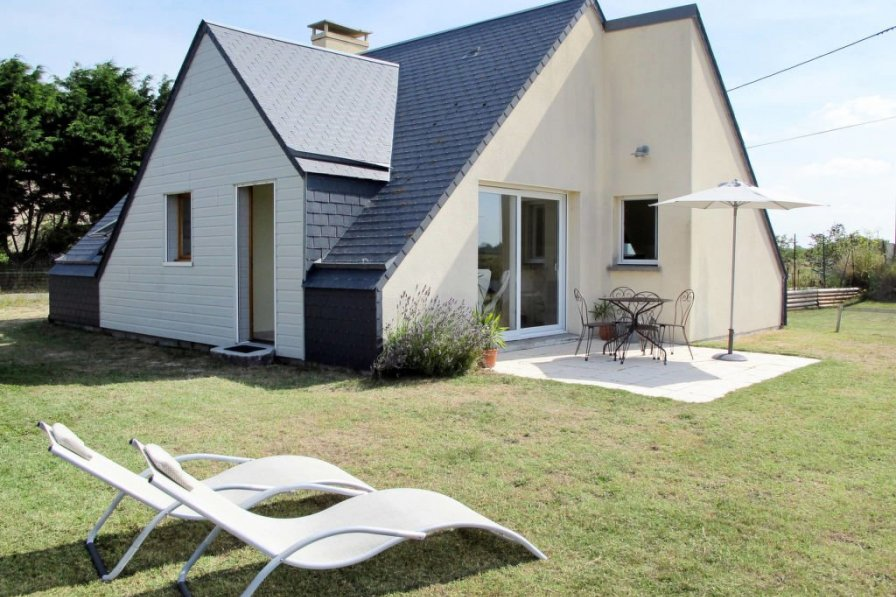 House in France, Anneville-sur-Mer