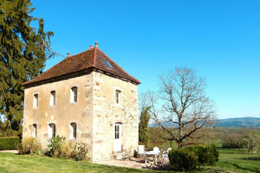 House in France, La Grande-Verrière