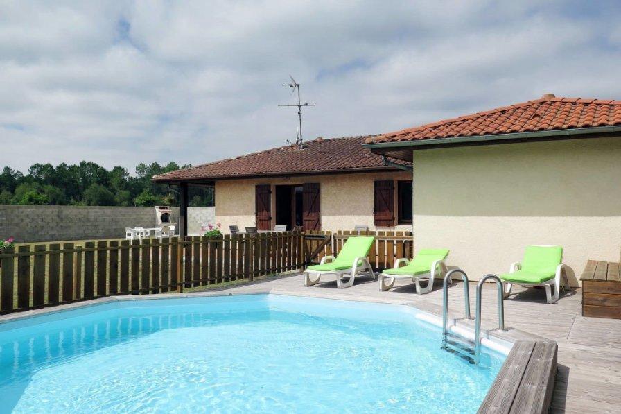 House in France, Lit-et-Mixe
