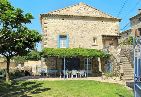 House in Belvézet, the South of France