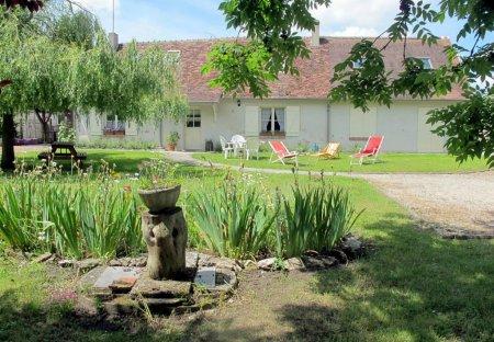 Villa in Fougères-sur-Bièvre, France