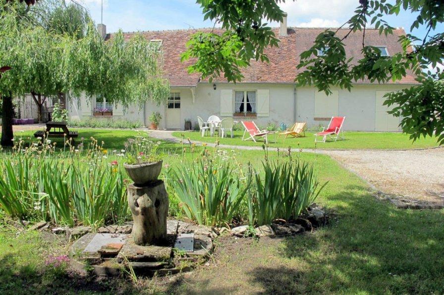 House in France, Fougères-sur-Bièvre