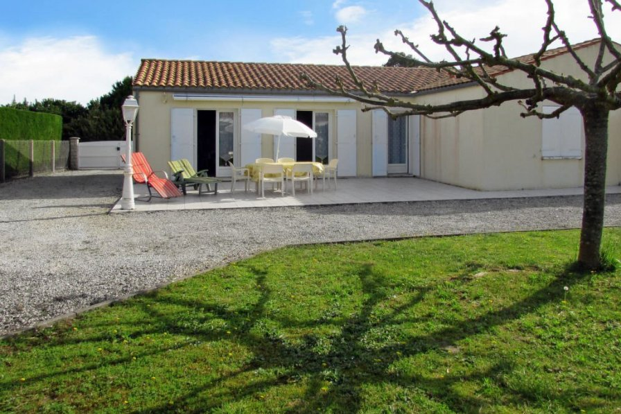 House in France, Cote Ouest