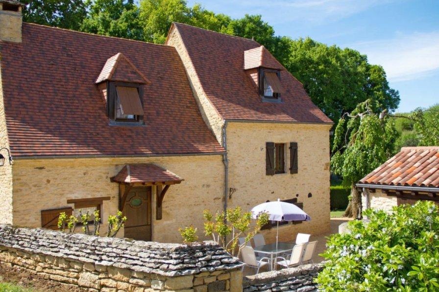 House in France, Saint-Crépin-et-Carlucet
