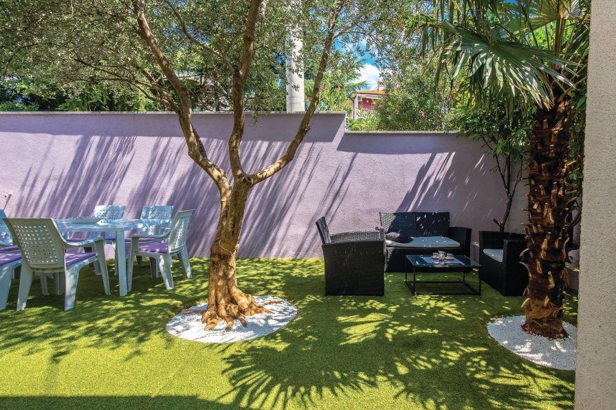 Holiday apartment in Kostrena