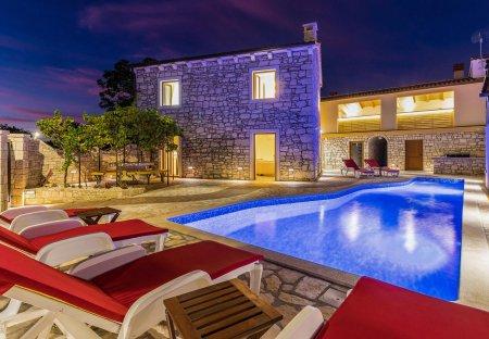 Villa in Orbanići, Croatia