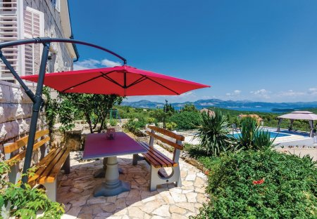 Villa in Janjina, Croatia