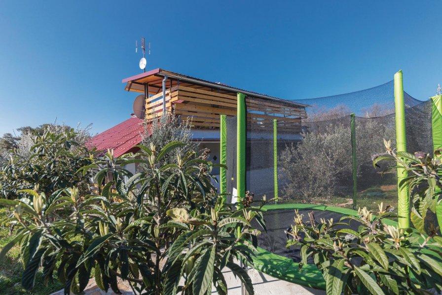 Villa rental in Valtura with swimming pool