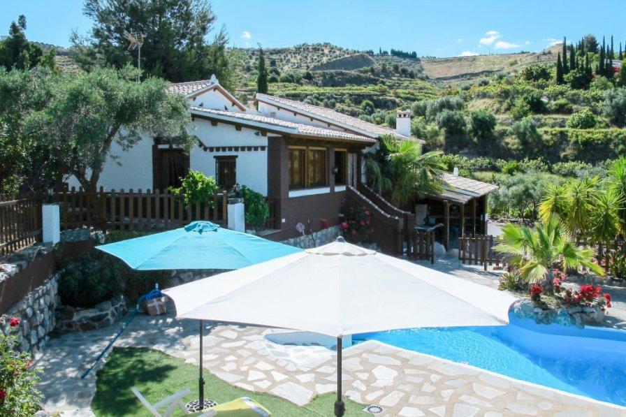Villa in Spain, Jete