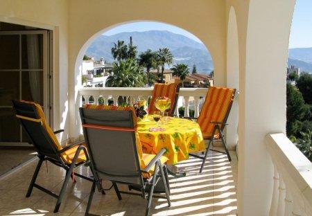 Apartment in Monte Almendros, Spain