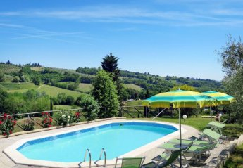 4 bedroom Villa for rent in San Gimignano