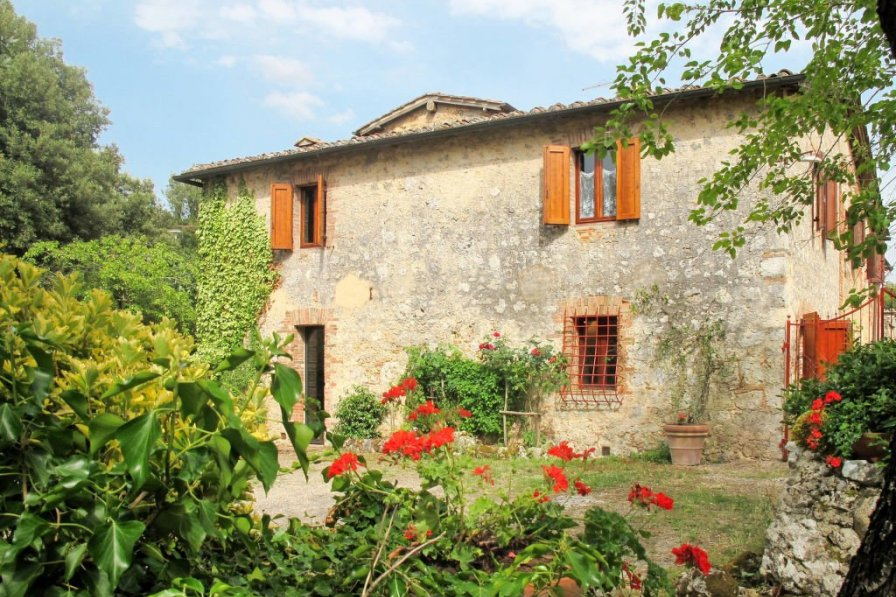 Villa in Italy, Sienna
