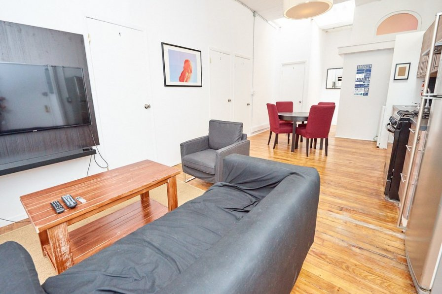 4 Bedroom Loft, SoHo