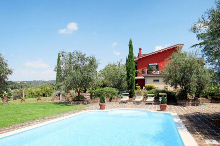 Villa in Italy, Arlena di Castro
