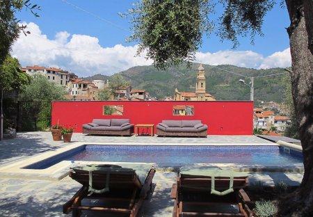 Villa in Boscomare, Italy