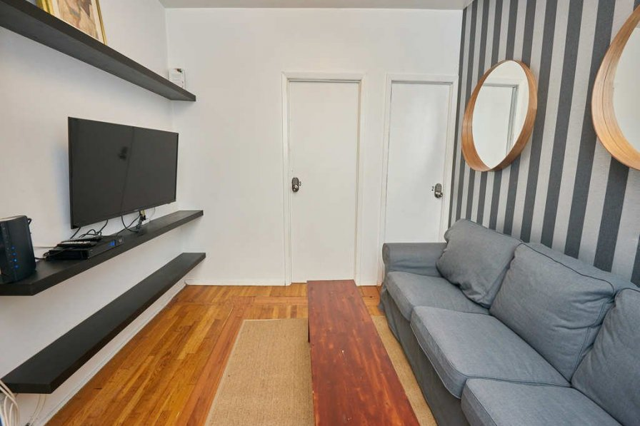 East Village 3 Bedroom Furnished Apartment