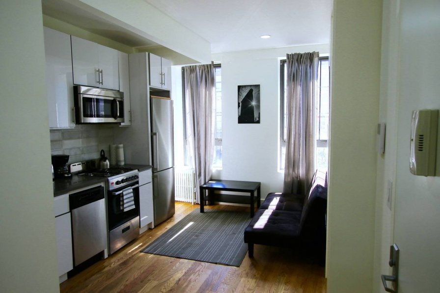 Industrial Modern 3 Bed Cozy Apt - Bed Stuy