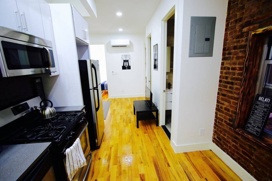 Cozy Modern 3 Bedroom 2 Bath Apartment in Bed Stuy