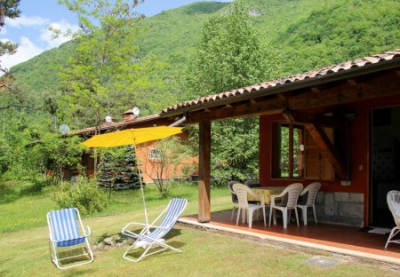Villa in Vesta, Italy