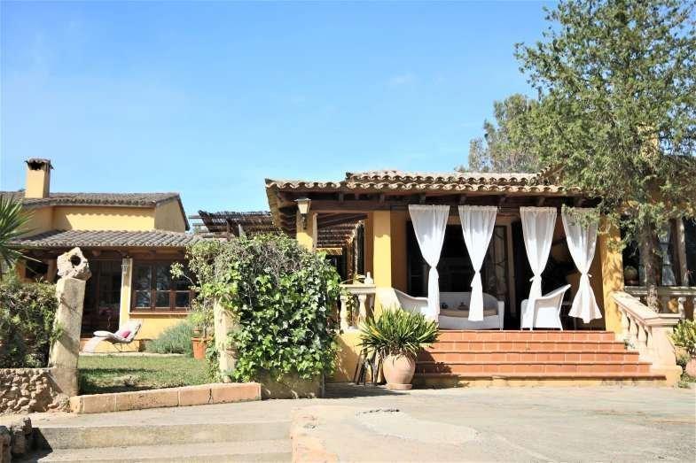 House in Spain, Algaida