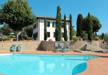 5 bedroom Villa for rent in Monteriggioni