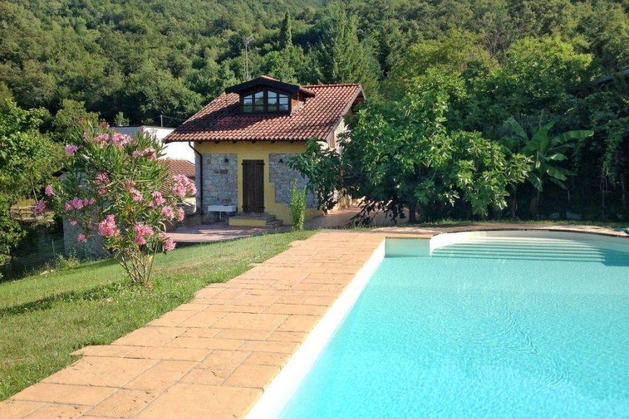 Villa in Italy, Bagnone