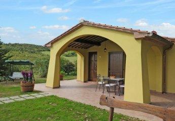 2 bedroom Villa for rent in Riparbella