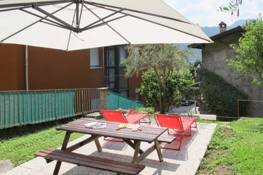 Apartment in Italy, Lierna