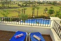 Penthouse_apartment in Spain, La Torre Golf Resort (Polaris World): Pool Golf Sun and Sangria!