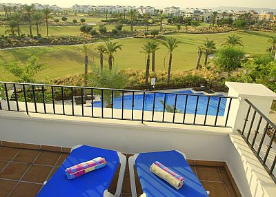 Penthouse apartment in Spain, La Torre Golf Resort (Polaris World): Pool Golf Sun and Sangria!