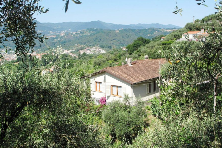House in Italy, La Spezia