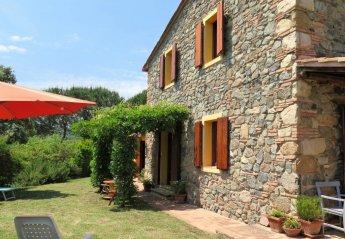 3 bedroom Villa for rent in Riparbella