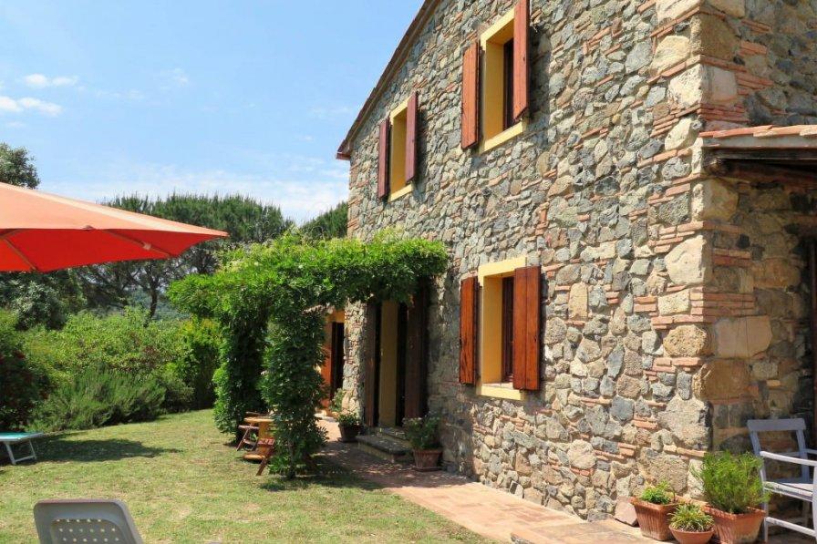 Villa in Italy, Riparbella