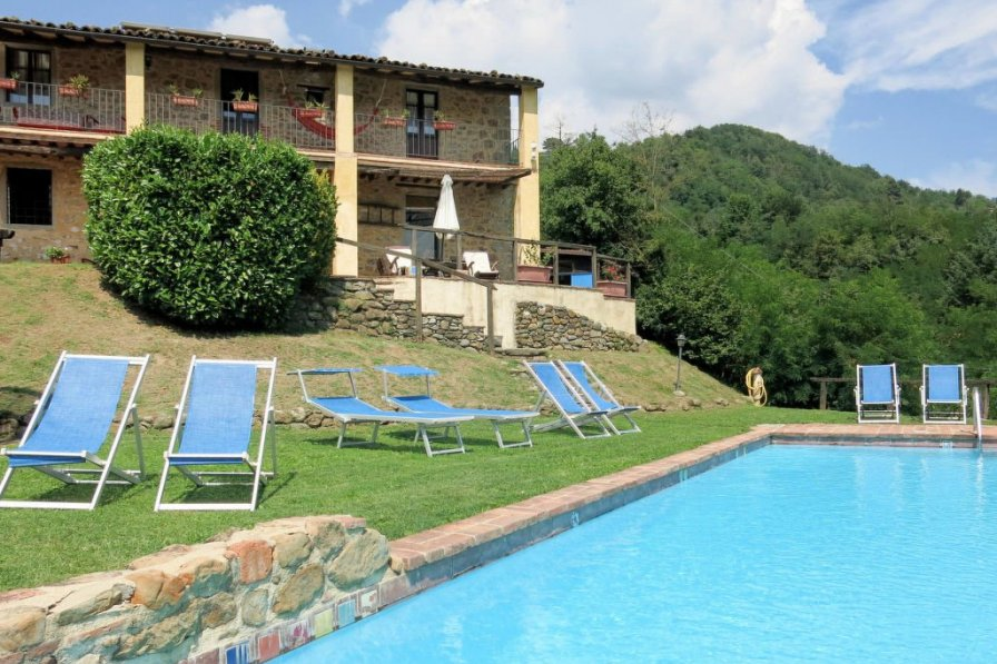 Villa in Italy, Pieve Fosciana