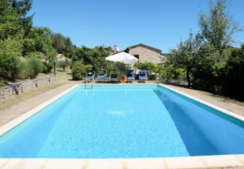 4 bedroom Villa for rent in Sovicille