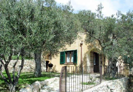 House in Finale Ligure, Italy