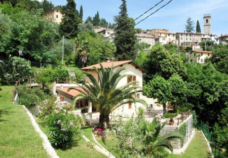 Villa in Greppolungo, Italy