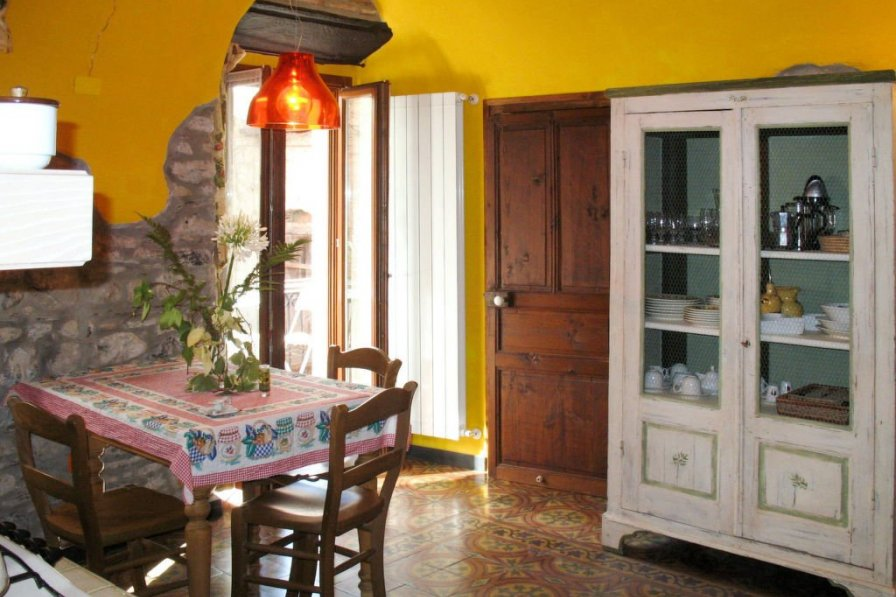 Apartment in Italy, Dolcedo