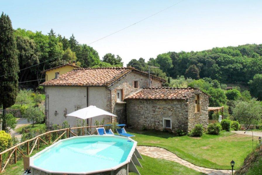 Villa in Italy, Stabbiano