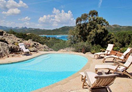 Villa in Capriccioli, Sardinia