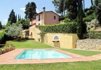 5 bedroom Villa for rent in Gambassi Terme