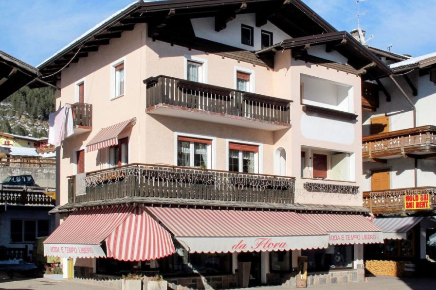 Apartment in Italy, Vigo di Fassa