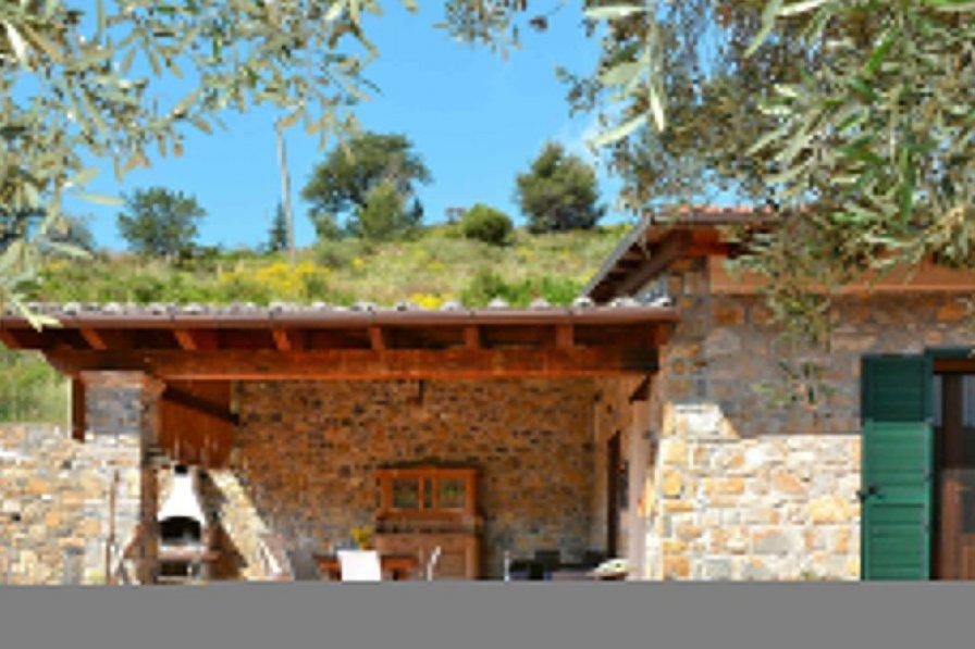 Villa in Italy, Cipressa