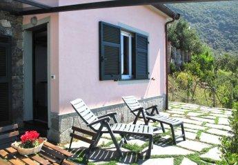 1 bedroom Villa for rent in Moneglia