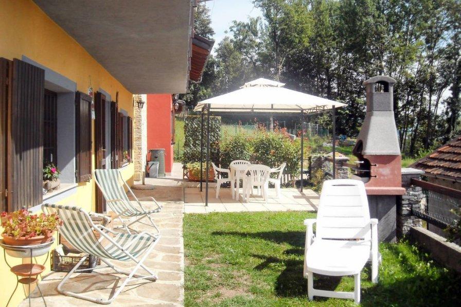 Villa in Italy, Miazzina