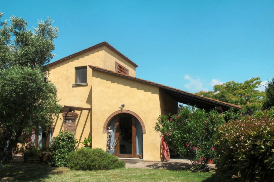 Villa in Italy, Villa Campanile