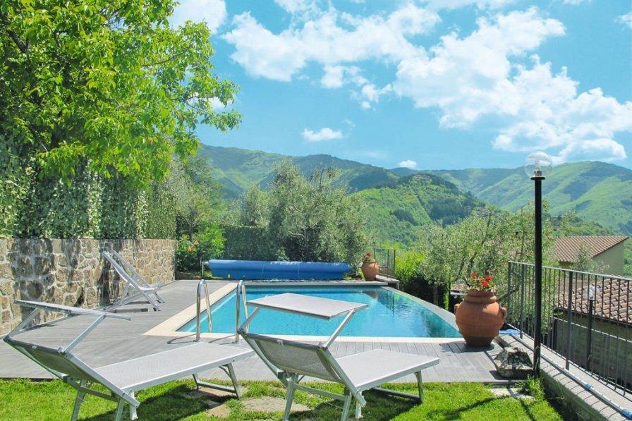 Villa in Italy, Poggio di Loro