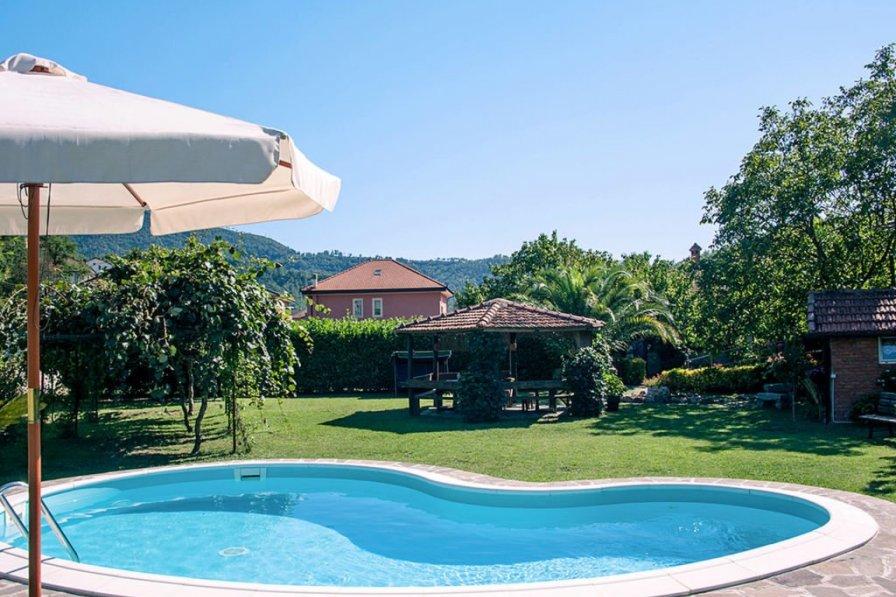 Villa in Italy, Casarza Ligure