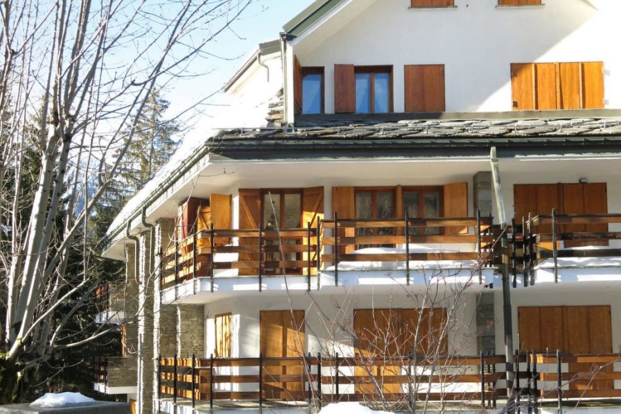 Apartment in Italy, Courmayeur