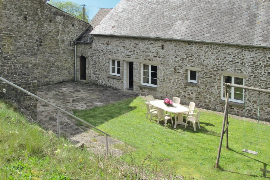 House in France, Portbail
